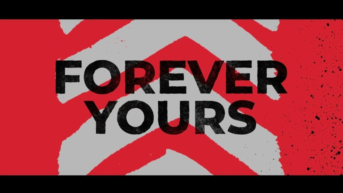 Lyric Video: Martin Smith - Forever Yours (Live)