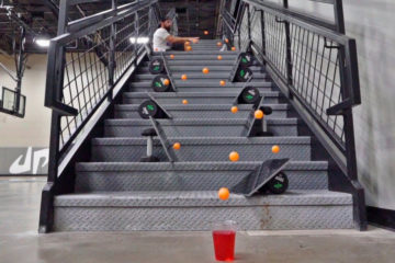 Dude Perfect Take Ping Pong Trick Shots to a Whole New Level in new Video