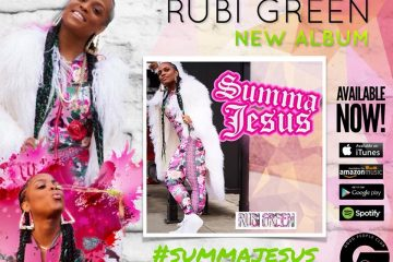 J-Blake White Chats to Rubi Green; Summa Jesus Project Out Now