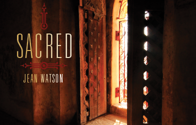 Jean Watson Reveals Sacred Cover; indiegogo campaign ongoing