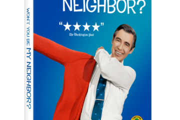 WON'T YOU BE MY NEIGHBOR? Available on DVD and Blu-Ray Sept 4th
