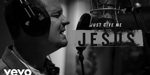 Lyric Video: Unspoken - Just Give Me Jesus