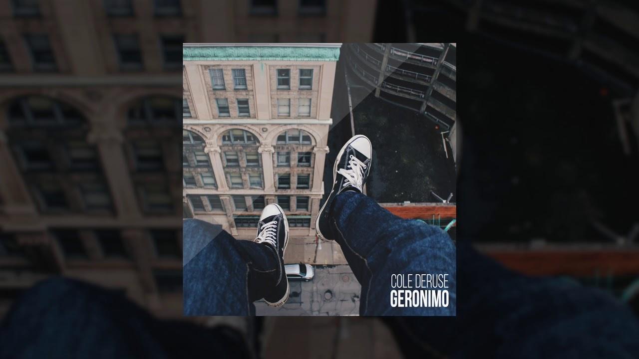 Cole DeRuse Drops New Track Geronimo