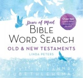 Peace of Mind Bible Word Searches