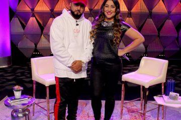 Datin Gets Interviewed and Performs On TBN Salsa