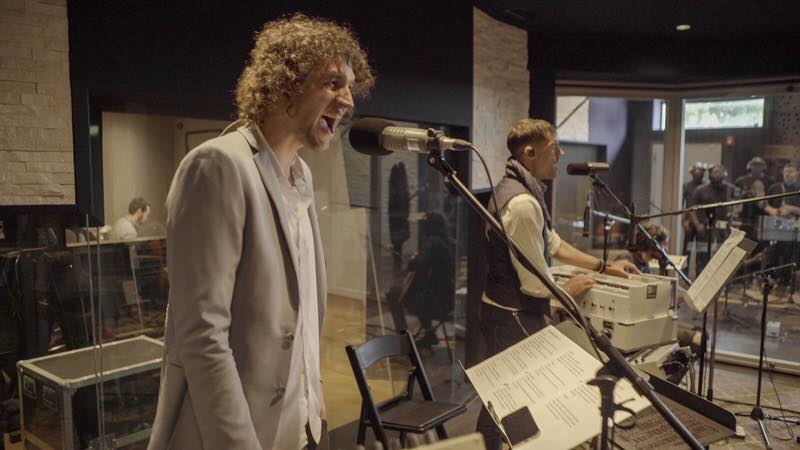 for KING & COUNTRY Releases The Greatest Show Cover