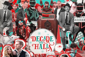 Tenth Avenue North Announces DECADE THE HALLS TOUR 2018