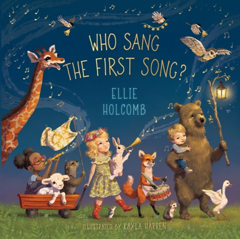 Ellie Holcomb Pens Her First Children's Book; First Children's EP - Releasing This Fall