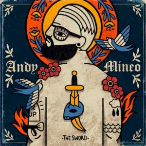 Andy Mineo's New Project II: The Sword Arrives Today