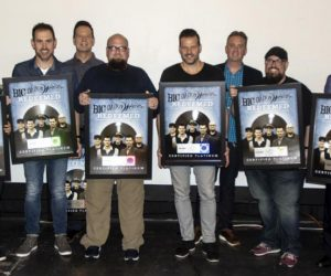 Big Daddy Weave's Redeemed Receives Platinum Certification Status; Band Recognized By World Vision