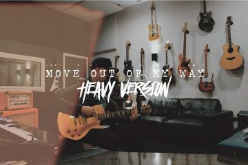 Planetshakers Release Cool Heavy Version of Move Out Of My Way