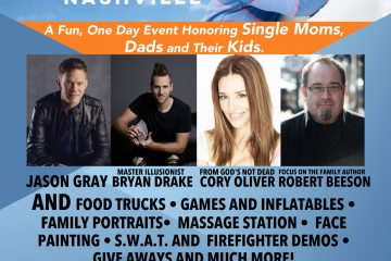 Solo Parent Society to Host Nashville-Area SoloStrong Celebration for Single Parents and their Kids