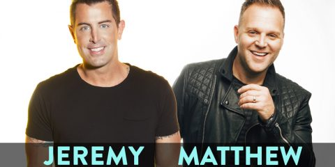 Jeremy Camp & Matthew West Join Forces on The Answer/All In Tour This Fall