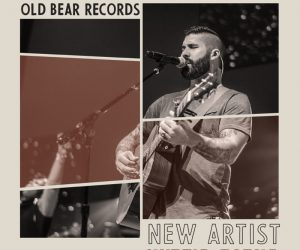Kurtis Parks - Brand New Old Bear Artists Signing