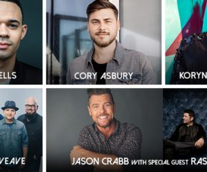 Tauren Wells, Jason Crabb w/Rascal Flatts and more to perform at 49th Annual GMA Dove Awards, Oct. 16