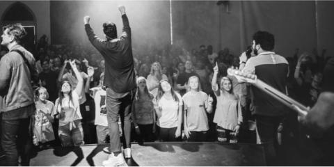 Press: Grace City Church To Release Debut Album