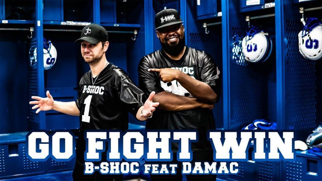 Video: B-SHOC feat. Damac - Go Fight Win
