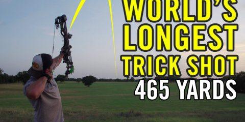 Dude Perfect - Archery Trick Shots 2