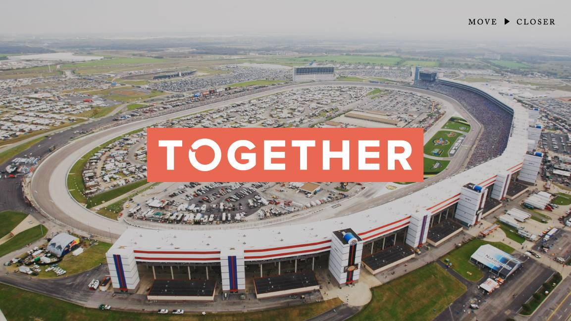 Together 2018 Takes Over Texas Speedway This Weekend To Unleash A Generation