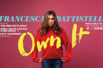 Francesca Battistelli Releases New Love Somebody Song/Lyric Video