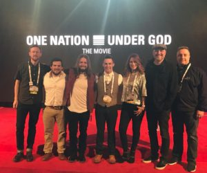 About A Mile to have new song featured in One Nation Under God Movie
