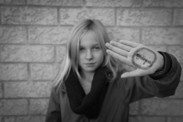 Be a Voice of Change - STOMP OUT Bullying! Listen to Jadyn Rylee - Don't Judge a Book by its Cover