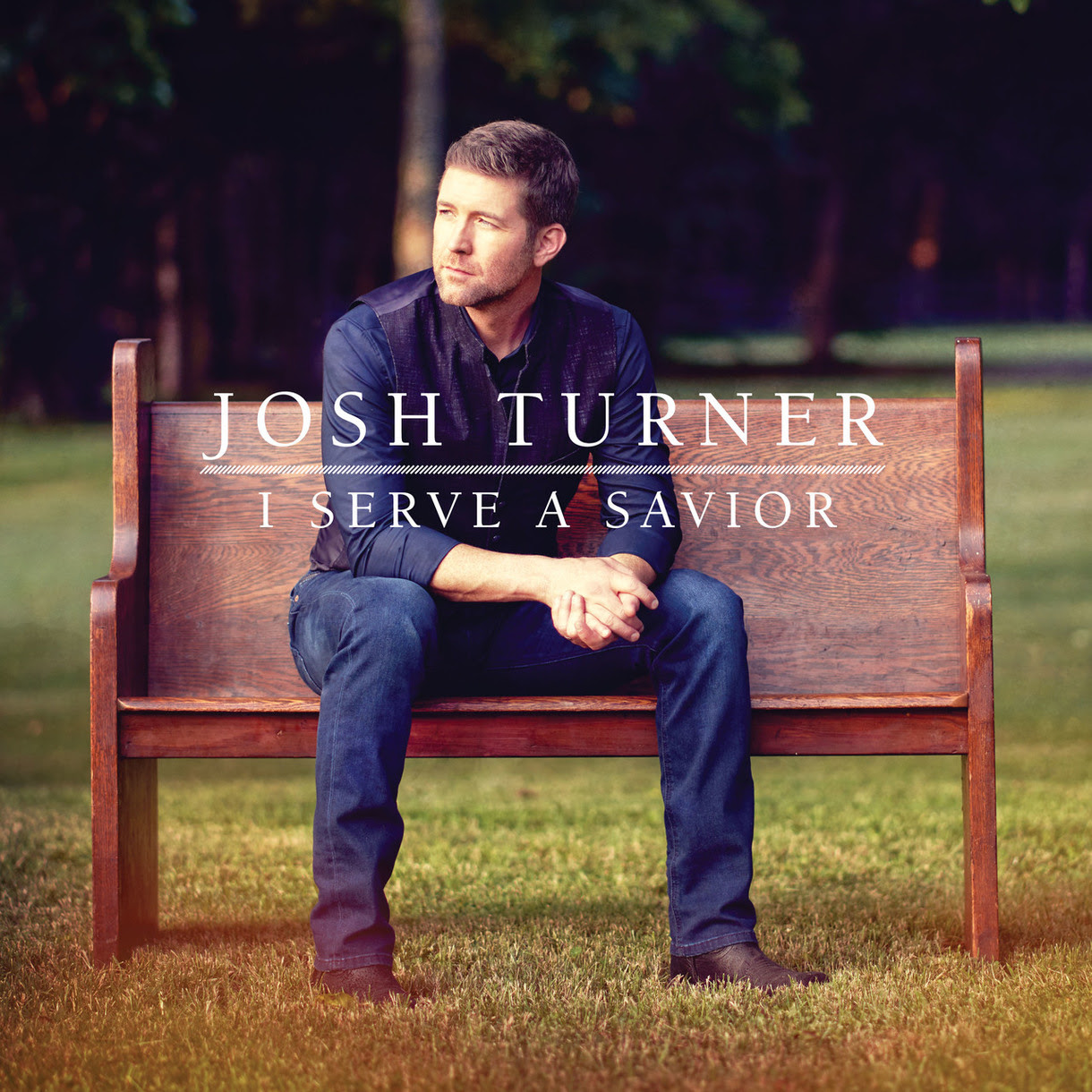 Josh Turner's Anticipated Album I Serve A Savior is Available Now