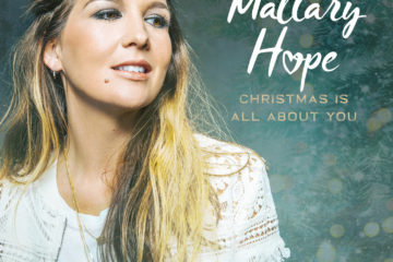 Mallary Hope Set To Release Christmas Three-Track Single Nov. 9