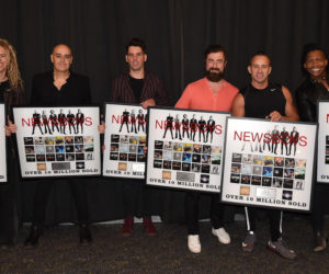 Newsboys Celebrate 10 Million in Total Career Sales