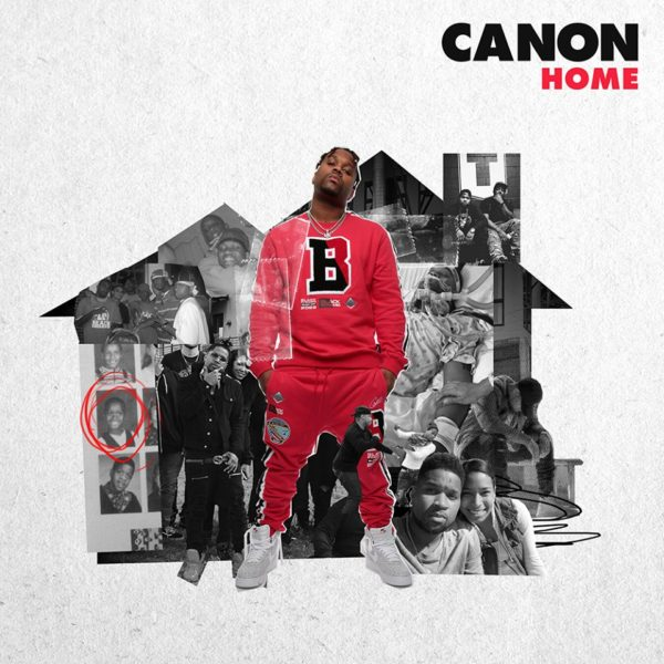 Canon Announces New Home Album; Releases 3 Tracks