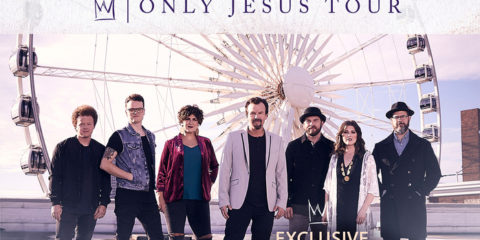 Casting Crowns Announces 'Only Jesus' Spring Tour w/Zach Williams, Austin French