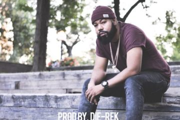 Toronto based DIE-REK announces new single & record deal