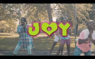 "Video: James Gardin ""Joy"" - You need more joy in your life"