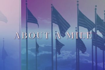 Lyric Video: About A Mile - Make America Great Again