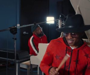 Video: PJ Morton - All I Want For Christmas Is You ft. Stokley