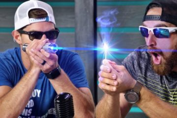 Video: Dude Perfect - Overtime 5 - World's Strongest Laser