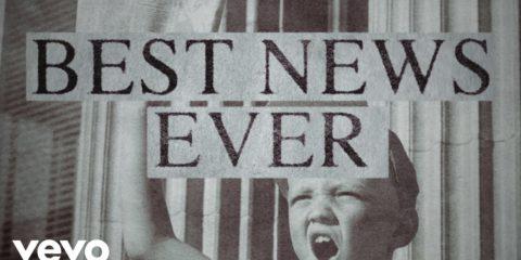Lyric Video: MercyMe - Best News Ever