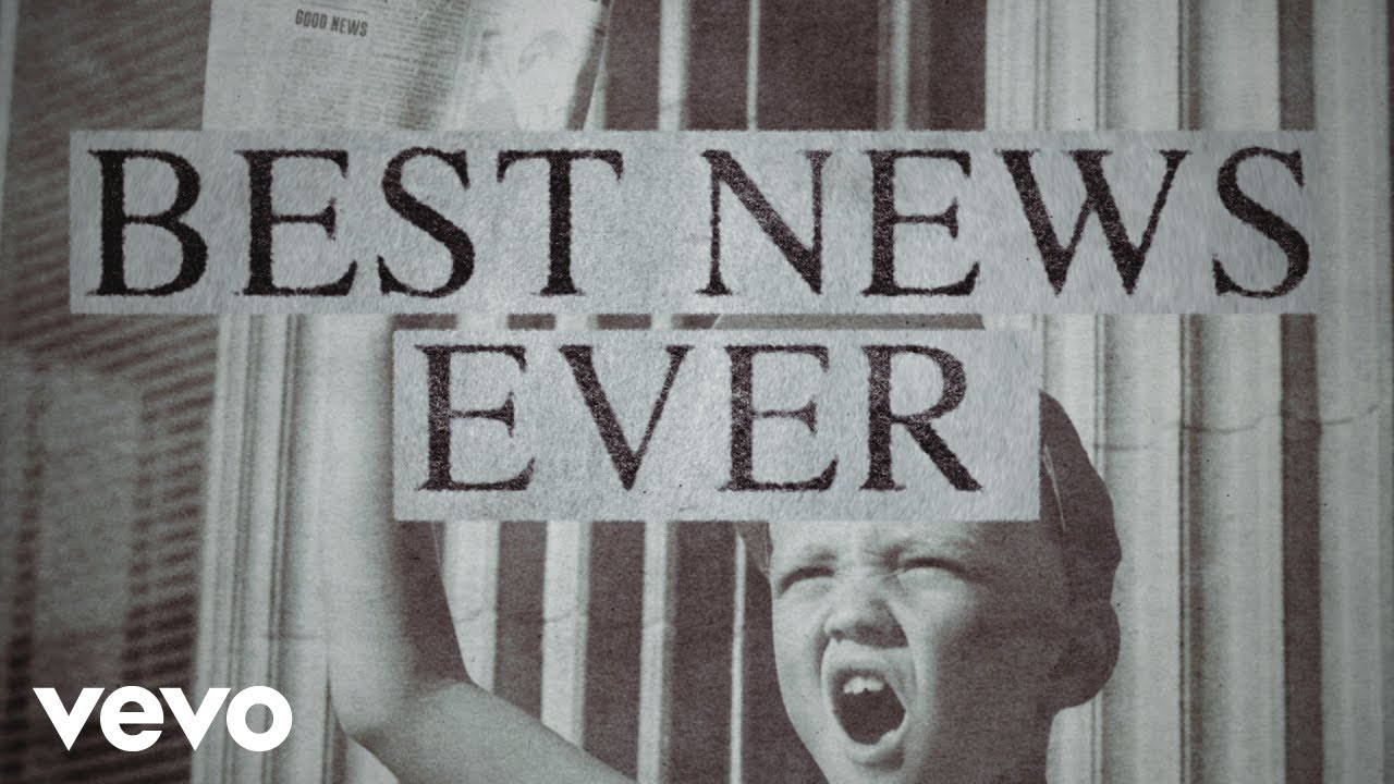 Lyric Video: MercyMe - Best News Ever