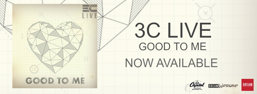 New Album From 3C Live On DREAM Worship Now Available