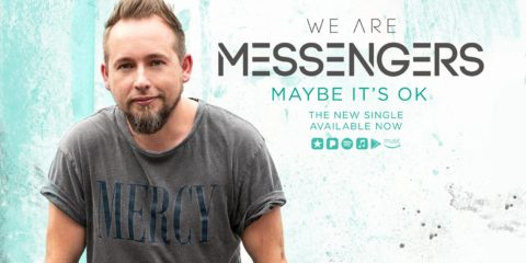 Lyric Video: We Are Messengers - Maybe It's Ok