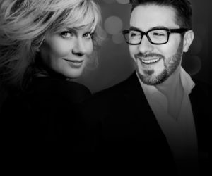 "Powerhouses Natalie Grant and Danny Gokey reprise ""The Prayer"""