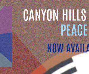 New Canyon Hills Worship Single - Peace