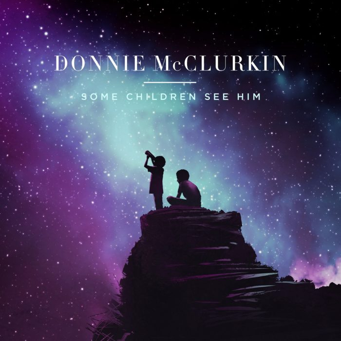 Donnie McClurkin releases holiday songs My Favorite Things, Some Children See Him