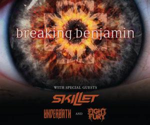 Skillet's Receives RIAA Gold Status and Announces 2019 Tour Dates