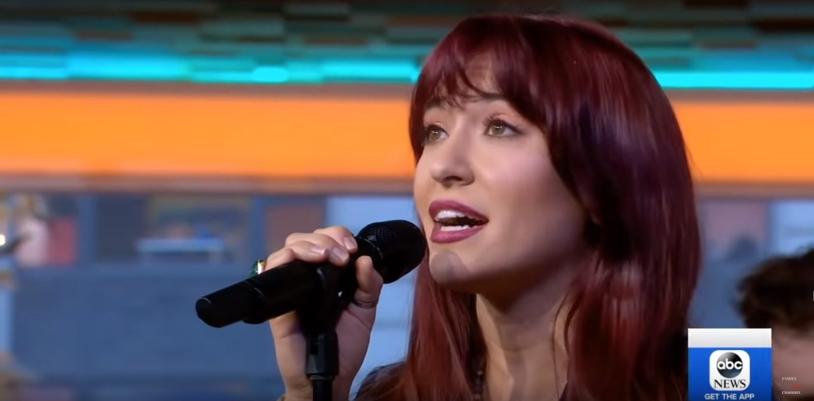 Lauren Daigle Performs You Say Live on Good Morning America