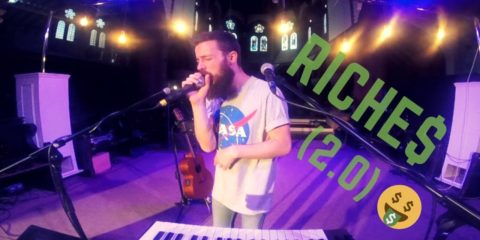 Video: Tom McConnell - Riches (Live Looping)