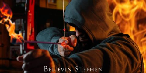 Believin Stephen to release new album Glory Thieves - Audio: Believin' Stephen ft. Braille - Brokenness