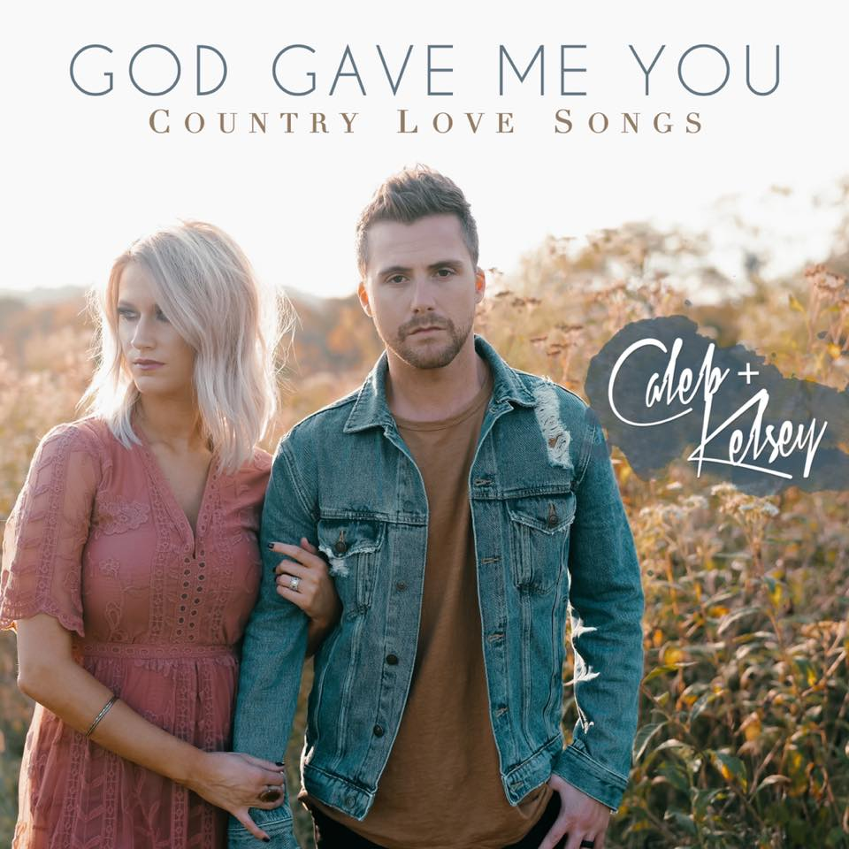 Caleb & Kelsey Announce Country Love Songs Album