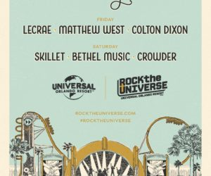 Rock The Universe 2019 Kicks Off on Feb 1 at Universal Orlando Resort