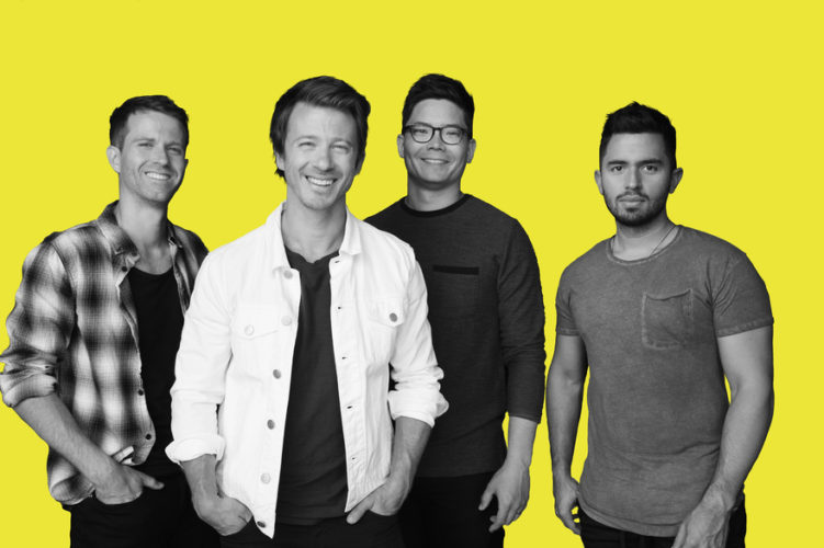 Tenth Avenue North's Control Named Mediabase's 2018 Christian Song of the Year